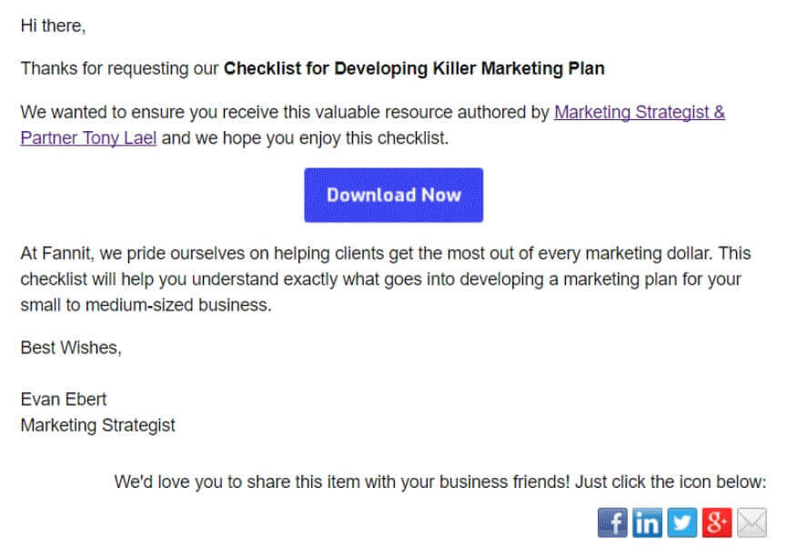 Email Marketing B2B best practices